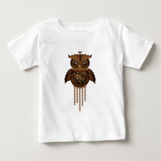Steampunk Owl Vintage Style Shirt