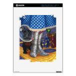 Steampunk Oz iPad 3 Decal