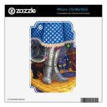 Steampunk Oz iPhone 2G Decals