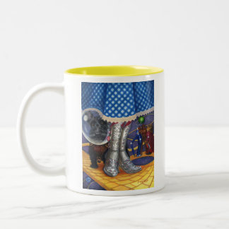 Steampunk Oz mug