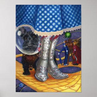 Steampunk Oz Posters