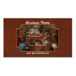 Steampunk - Pandora's box Business Cards
