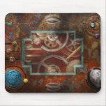 Steampunk - Pandora's box Mouse Pad