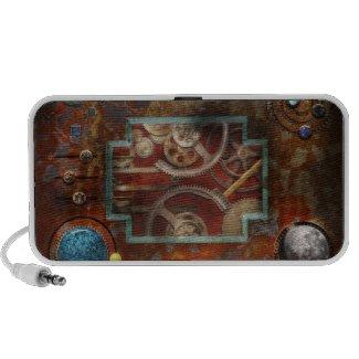Steampunk - Pandora's box doodle