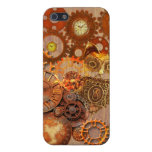 Steampunk pattern covers for iPhone 5