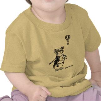Steampunk Penguin Tee Shirts