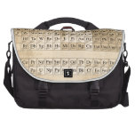 Steampunk Periodic Table Bags For Laptop