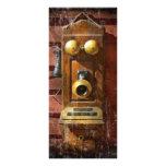 Steampunk - Phone Phace Custom Rack Cards