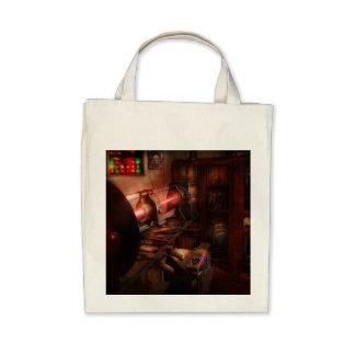 Steampunk - Photonic Experimentation Canvas Bags