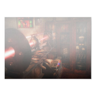 Steampunk - Photonic Experimentation Card