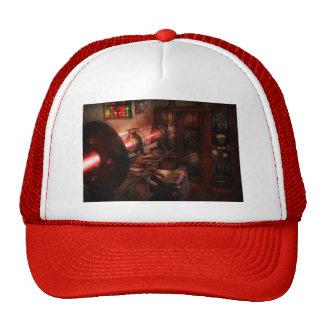 Steampunk - Photonic Experimentation Mesh Hat