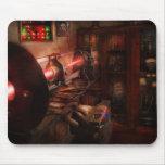 Steampunk - Photonic Experimentation Mouse Pad