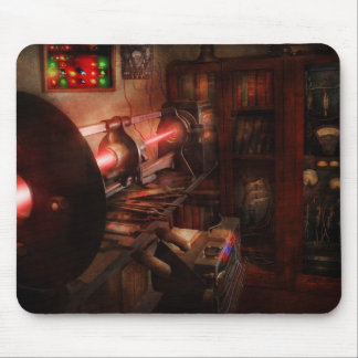 Steampunk - Photonic Experimentation Mouse Pads