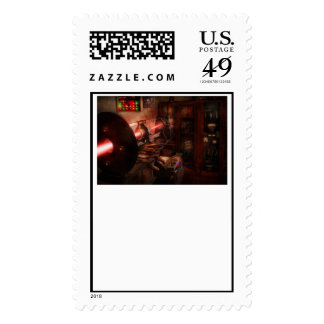 Steampunk - Photonic Experimentation Postage Stamps