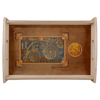 Steampunk Serving Tray