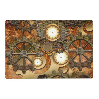 Steampunk Placemat