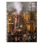 Steampunk - Plumbing - Distilation apparatus Journals