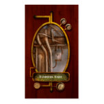 Steampunk - Plumbing - Industrial abstract Double-Sided Standard Business Cards (Pack Of 100)