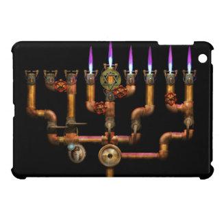 Steampunk - Plumbing - Lighting the Menorah Cover For The iPad Mini