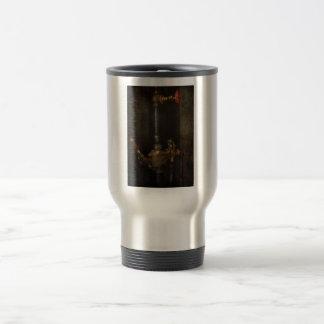 Steampunk - Plumbing - Number 4 - Universal Travel Mug
