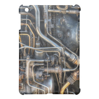 Steampunk Plumbing Pipes iPad Mini Cover