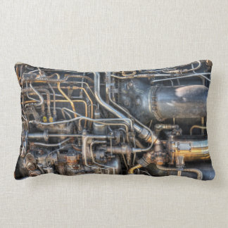 Steampunk Plumbing Pipes Pillow