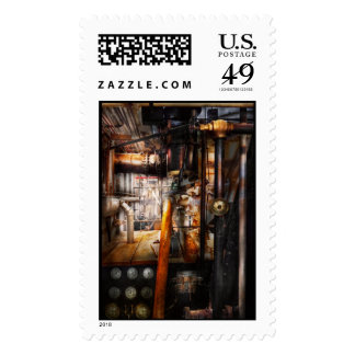 Steampunk - Plumbing - Pipes Stamps