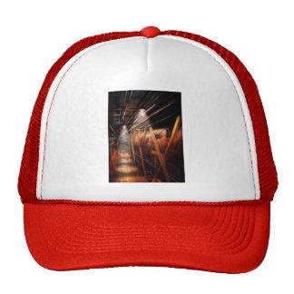 Steampunk - Plumbing - The hallway Mesh Hat