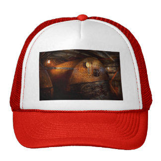Steampunk - Plumbing - The home of a stoker Trucker Hat