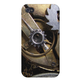 Steampunk Pocket Watch Iphone 4 iPhone 4 Covers
