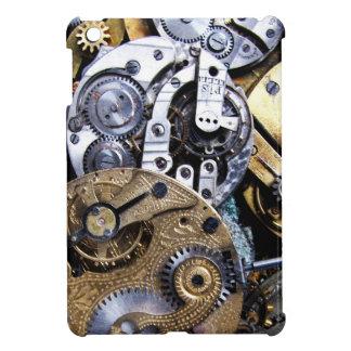Steampunk Pocket Watch Victorian Gears ipad mini Cover For The iPad Mini