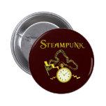 Steampunk Pocketwatch Pins