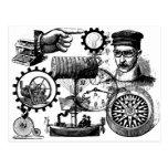 steampunk postal