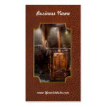 Steampunk - Powering the modern home Double-Sided Standard Business Cards (Pack Of 100)