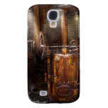Steampunk - Powering the modern home Galaxy S4 Case
