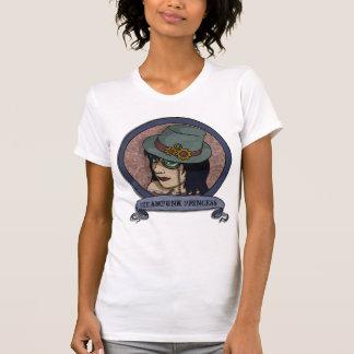 Steampunk Princess, customisable light shirt