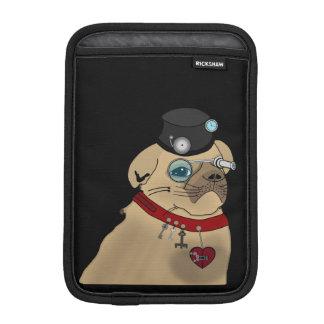 Steampunk Pug iPad Mini Sleeve