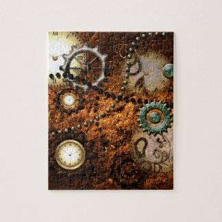 Steampunk Jigsaw Puzzles