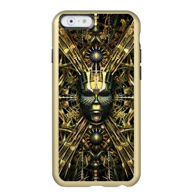 Steampunk Queen Incipio Feather® Shine iPhone 6 Case