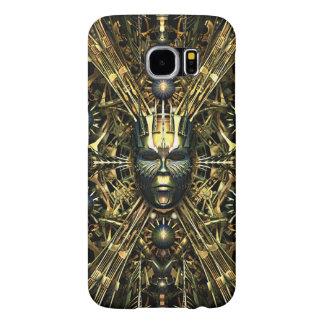 Steampunk Queen Samsung Galaxy S6 Case