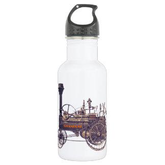 Steampunk Rebel Steam Engine 18oz Water Bottle