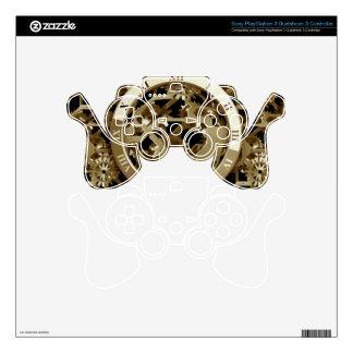 Steampunk registra los regalos mecánicos de los skins para mandos PS3