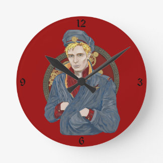 SteamPunk Reloj De Pared