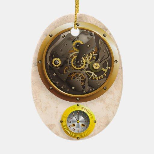 Steampunk reloj