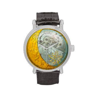 Steampunk - reloj 1