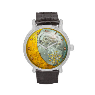 Steampunk - reloj 2