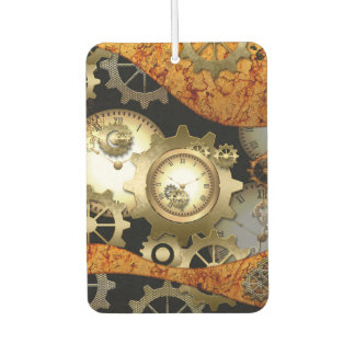 Steampunk, relojes y engranajes