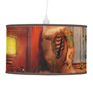 Steampunk - Repairing a friendship Pendant Lamp