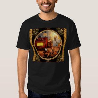Steampunk - Repairing a friendship Tee Shirt