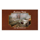 Steampunk - Retro - The power station Double-Sided Standard Business Cards (Pack Of 100)